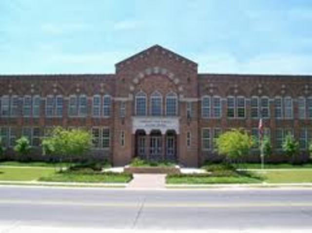 Walt started McKinley High School