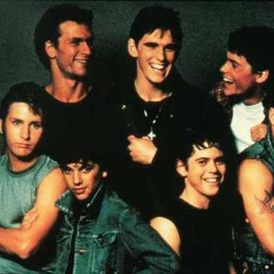 The Outsiders! :D (Maddie!) timeline