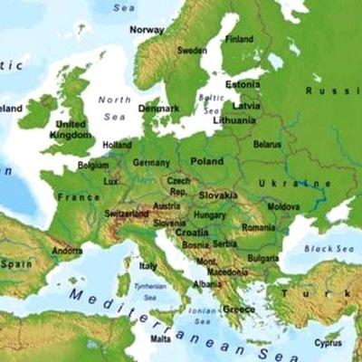 Europe 1933-1945 timeline