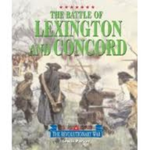 Battle of Lexington/Concord