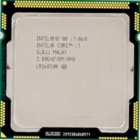 Procesador Intel® Core™ i7-860