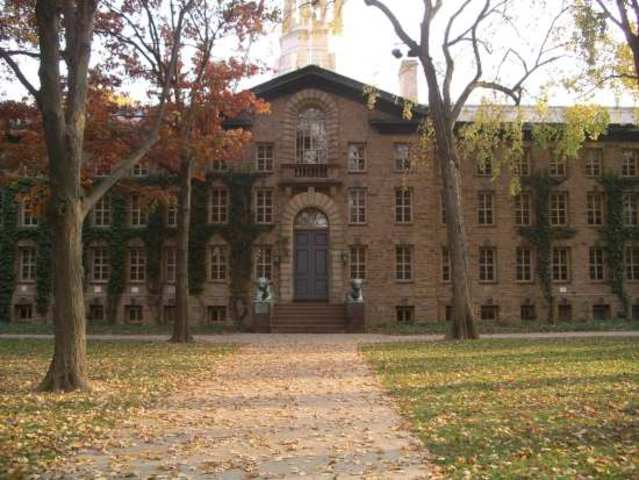 Graduates from Princeton