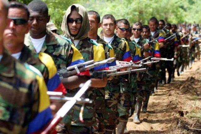 Demobilisation of Bloque Cacique Nutibara