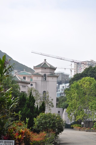 Heritage Hong Kong set a webpage for consulting public opinions on Ho Tung Gardens conservation.
