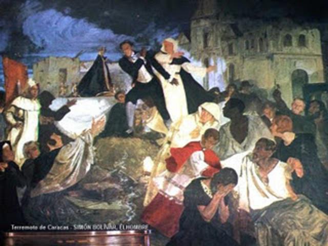 Casi la totalidad de Venezuela fue ocupada por los españoles