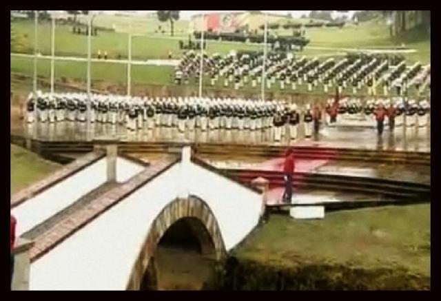 La batalla del puente de Boyaca