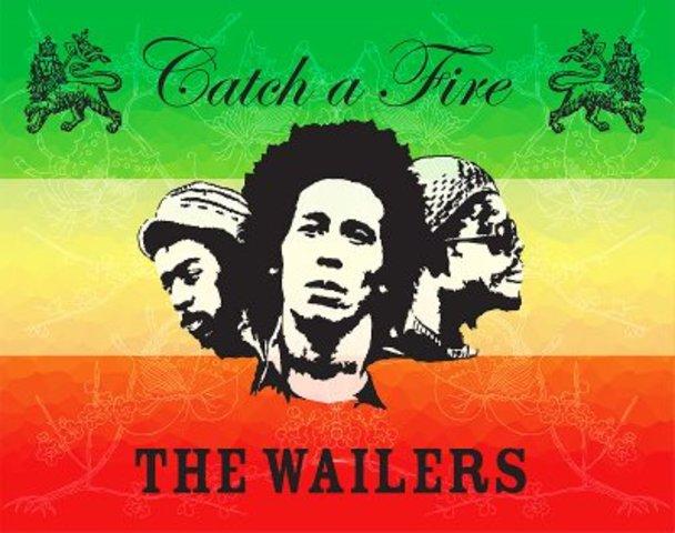"Formen el grup ""The Wailers"""