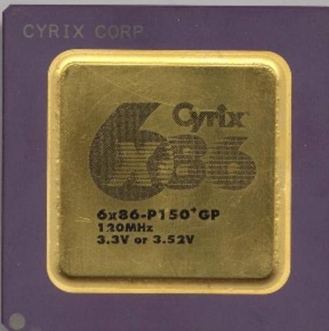 Cyrix 6x86