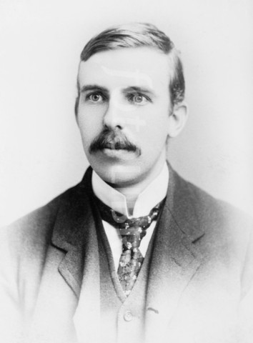 Rutherford- 1911