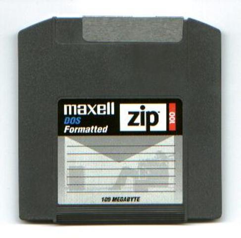 Zip Drives (disks)