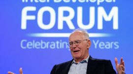 Gordon Moore (Intel) timeline