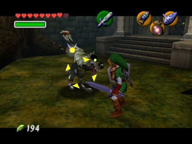 Orcarina of Time