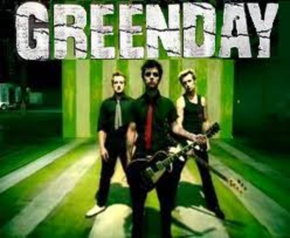 Influenced - Green Day