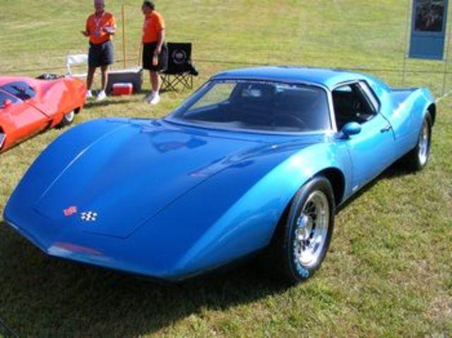 Astro II Corvette Concept