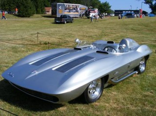 1959 Sting Ray Concept