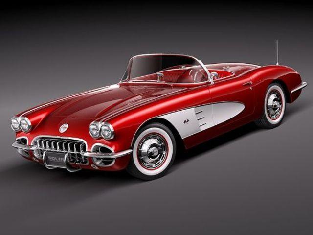 C1 1962 Corvette