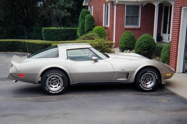 C3 1979 Corvette