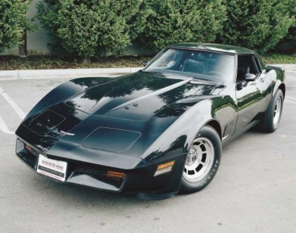 C3 1980 Corvette
