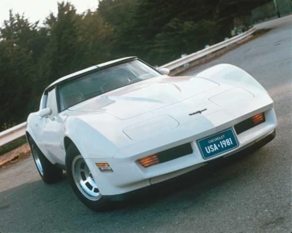 C3 1981 Corvette