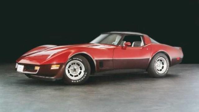 C3 1982 Corvette