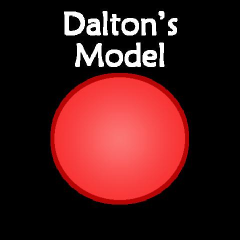 Dalton's Model