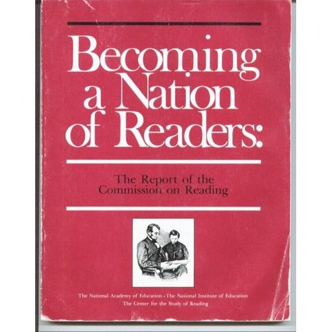 Becoming a Nation of Readers