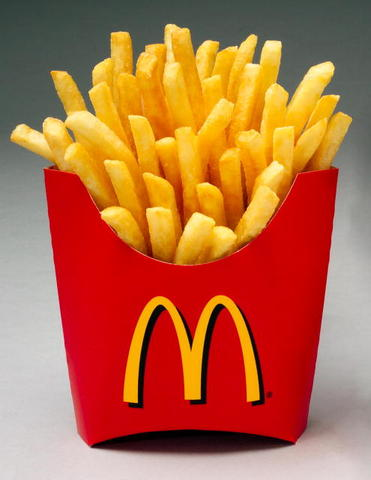 French fry taste perfected
