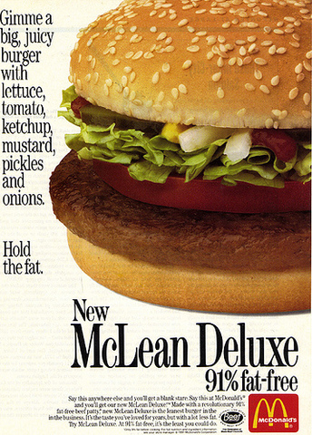 McLean Deluxe introduced