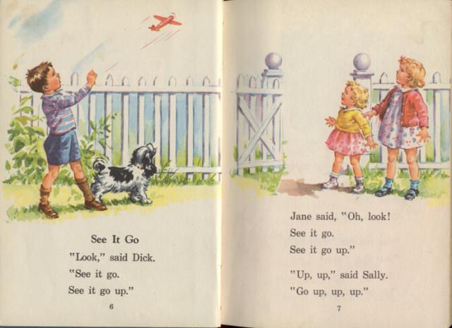 Dick and Jane Series Emerge