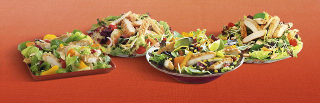 New line of specialty salads added