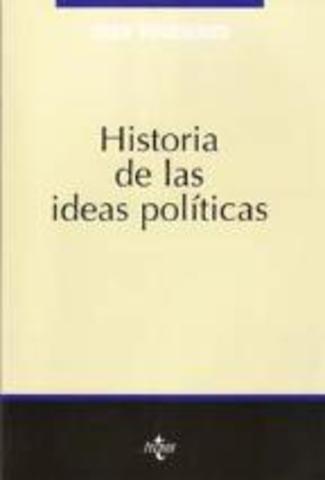 Introducción a la historia de las ideas polìticas