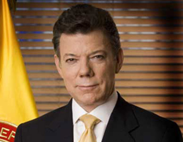 Juan Manuel Santos (2010 - 2014 )