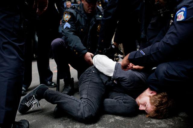 More Arrested
