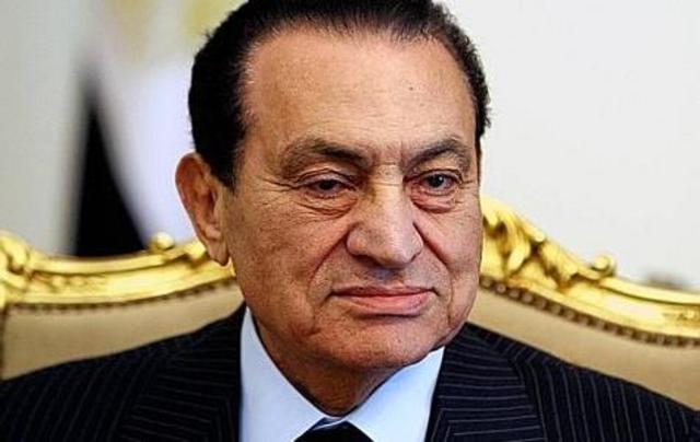 Moubarak annonce son futur retrait