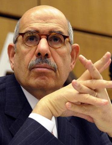 ElBaradei rentre en Egypte
