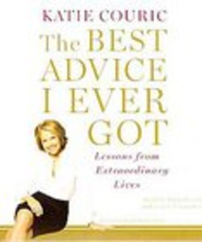 Katie Couric as an Author
