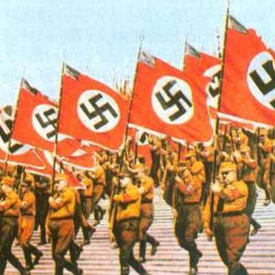 Europe 1933 - 1945 timeline
