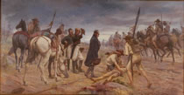 Jose maria barreiro 1818