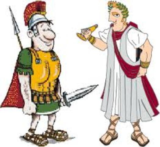 Griegos VS Romanos