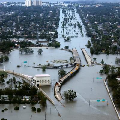 New Orleans HURRICANES timeline