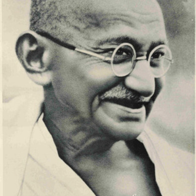 The Life of Mohandas Gandhi timeline