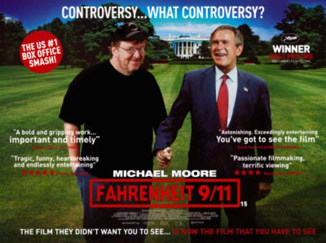 Pelicula de Fahrenheit 9/11