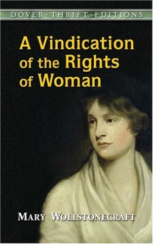 Mary Wollstonecraft Publishes Her Book