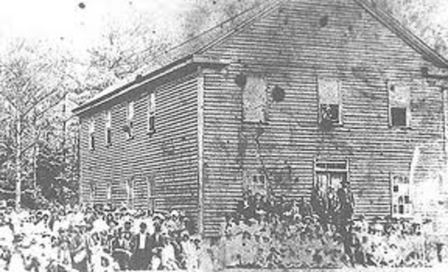 Croatan Indian Normal School
