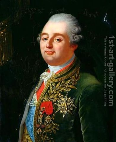 The Death Of Louis XVI