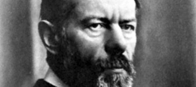 Max Weber y los tipos de dominación