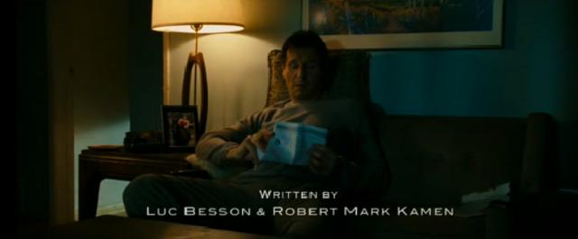 Written By Luc Besson & Robert Mark Kamen
