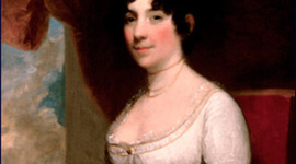Dolley Madison timeline