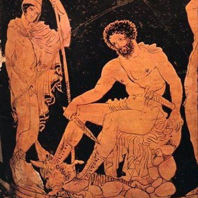 Autores de la Antología sobre Ulises timeline