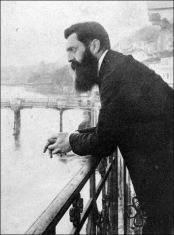 Theodore Herzel & the zionist movement